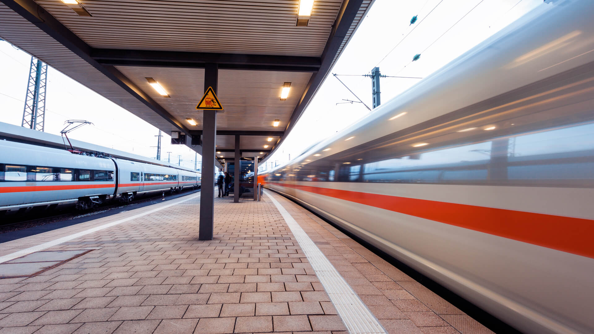 Kinder & Bahn